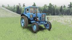 MTZ 80 Belarus for Spin Tires