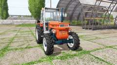 Fiat 420 DT v1.0.0.6 for Farming Simulator 2017
