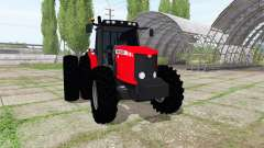 Massey Ferguson 7415 for Farming Simulator 2017