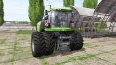 Krone BiG X 630 v1.1 for Farming Simulator 2017