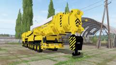 Caterpillar crane for Farming Simulator 2017