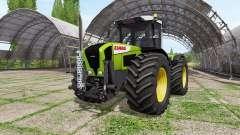 CLAAS Xerion 3300 Trac VC v1.1 for Farming Simulator 2017