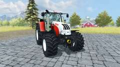 Steyr CVT 6195 v2.0 for Farming Simulator 2013