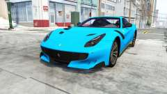 Ferrari F12tdf for BeamNG Drive
