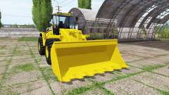 Caterpillar 980H for Farming Simulator 2017