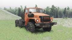 Ural 44202-10 for Spin Tires