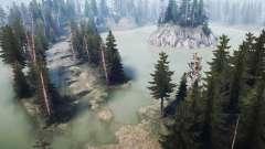 Smeds Diablo Trails for MudRunner