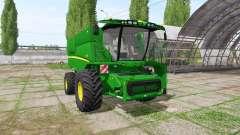John Deere S670 for Farming Simulator 2017