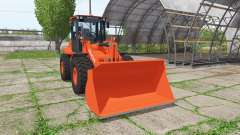Hitachi ZW150-6 for Farming Simulator 2017