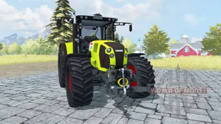 CLAAS Arion 620 v2.0 for Farming Simulator 2013