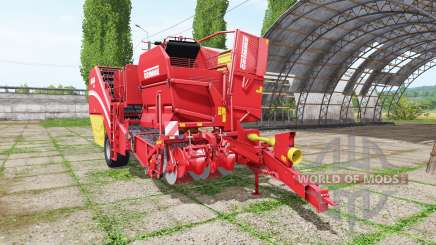 Grimme SE 260 v1.1 for Farming Simulator 2017