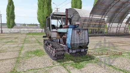 T-150-09 v1.1 for Farming Simulator 2017