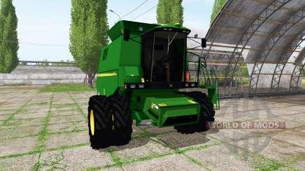 John Deere 1550 for Farming Simulator 2017