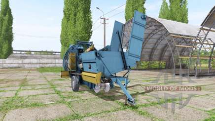 Anna Z-644 for Farming Simulator 2017