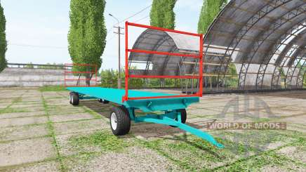 CMS C21T for Farming Simulator 2017