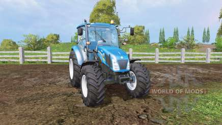 New Holland T4.115 front loader for Farming Simulator 2015