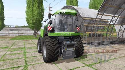 Krone BiG X 630 for Farming Simulator 2017