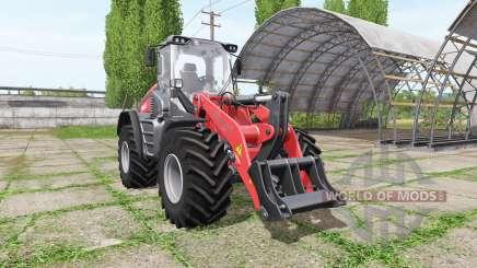 Weidemann L538 (9080) v2.0 for Farming Simulator 2017