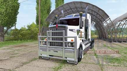 Kenworth T908 v1.1 for Farming Simulator 2017