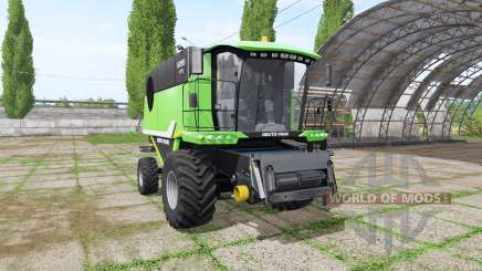 Deutz-Fahr 6095 HTS for Farming Simulator 2017