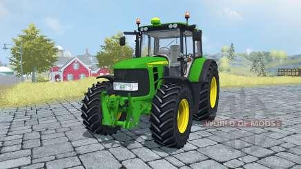 John Deere 6430 Premium front loader for Farming Simulator 2013