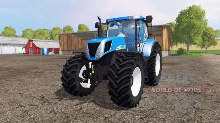 New Holland T7030 for Farming Simulator 2015
