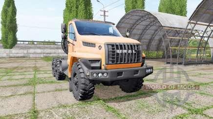 Ural 4320-6951-74 Next v1.1 for Farming Simulator 2017