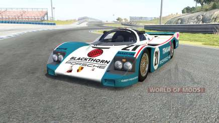 Porsche 962C for BeamNG Drive