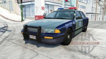 Gavril Grand Marshall massachusetts state police for BeamNG Drive
