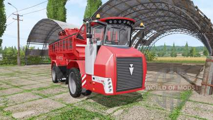 HOLMER Terra Variant 600 eco for Farming Simulator 2017