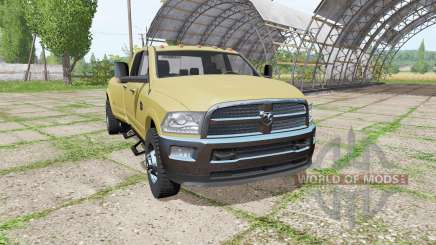Dodge Ram 3500 v2.0 for Farming Simulator 2017