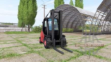 Linde H40D for Farming Simulator 2017