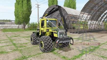 Mercedes-Benz Trac 800 forest for Farming Simulator 2017