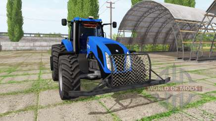 New Holland T8.270 v3.6 for Farming Simulator 2017