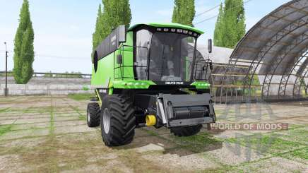 Deutz-Fahr 6095 HTS v1.0.0.2 for Farming Simulator 2017