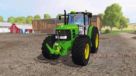 John Deere 6920S for Farming Simulator 2015