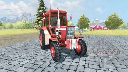 Belarusian MTZ 82 v3.0 for Farming Simulator 2013