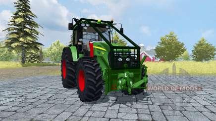 John Deere 7930 forest for Farming Simulator 2013