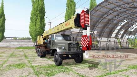 KrAZ 257 for Farming Simulator 2017