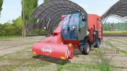 Kuhn SPV Confort 12 v1.1 for Farming Simulator 2017