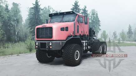 Oshkosh HET (M1070) for MudRunner