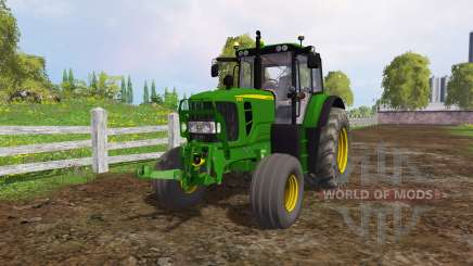 John Deere 6130 for Farming Simulator 2015