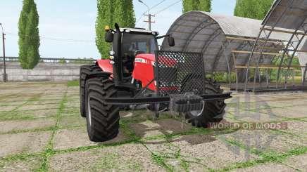 Massey Ferguson 7722 v2.0 for Farming Simulator 2017