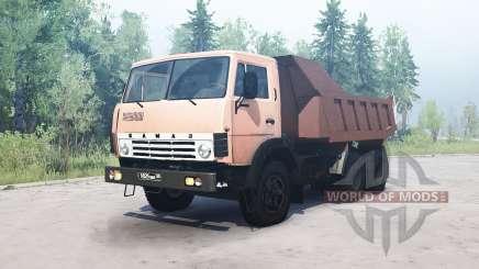 KamAZ 55111 for MudRunner