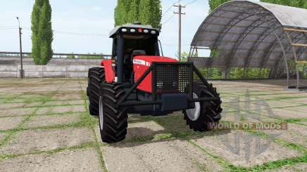 Massey Ferguson 7180 v2.0 for Farming Simulator 2017