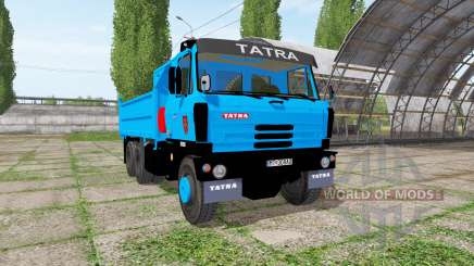 Tatra T815 for Farming Simulator 2017