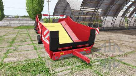 Grimme RH 24-60 manure and woodchips for Farming Simulator 2017