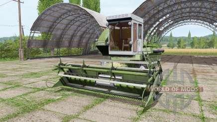 Yenisei 1200-1M v1.2 for Farming Simulator 2017
