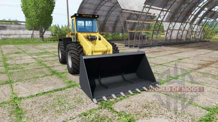 Hanomag 55D v1.1 for Farming Simulator 2017