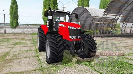 Massey Ferguson 7724 for Farming Simulator 2017
